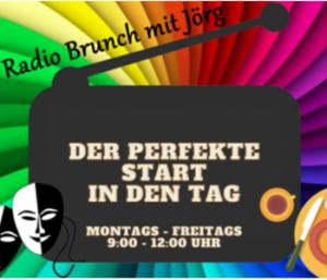 Radio Brunch mit Jörg